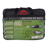 Funda Cubierta De Auto Lona De Aluminio Afelpada Xlarge