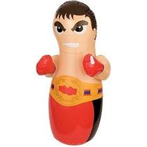3d Bop Bolsa Blow Up Inflable Bolsa De Boxeo - Boxeador (toy