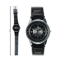 Reloj De Mano Kuroshitsuji Pentagrama Sebastian Correa Delga