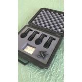 Kit De Micrófonos Para Batería Audiotechnica