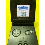 Consola Gameboy Advance Sp Doble Brillo Original Con Cargado