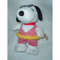 Snoopy Original Playero Con Salvavidas Traera Iphone ?