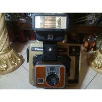 Increible Camara Fotografica Retro De Kodak Pleaser