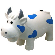 Perro De Juguete - Softex Vaca 19cm Juego De My Pet Latex Co