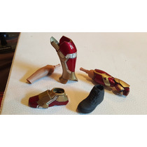 Pierna Pie Zapato Iron Man Mark 42 Y Tony Stark Hot Toys