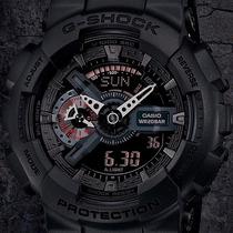 Reloj Casio G Shock Ga110 Edición Militar / Cristal Mineral