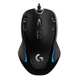 Logitech G Series G300s - Negro