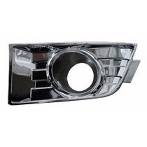 Parrilla Ford Edge 2007-2008-2009-2010 Crom C/faro P/niebla
