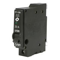 Interruptor Termomagnetico 1 X 20 Voltech 46701