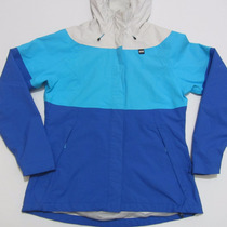 Chamarra Helly Hansen Vancouver Impermeable Para Mujer L