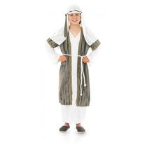 Pastor Costume - Hombres Pequeño Fancy Dress Up Natividad D