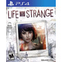 Life Is Strange (nuevo Y Sellado) - Play Station 4