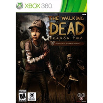 The Walking Dead Season 2 Nuevo Sellado Xbox 360
