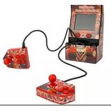 Mini Maquinita 2 Controles Arcade, Nes, A Colores, Sd 16 Gb