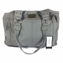 Bolsa Nine West Gris De Mano 100% Original