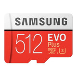 Tarjeta De Memoria Samsung Mb-mc512ga/eu Evo Plus 512gb