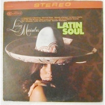 Living Marimbas Latin Soul 1 Disco Lp Vinilo