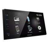 Auto Estéreo Pantalla Kenwood Dmx110bt Bluetooth Usb Auxiliar Fm/am Doble Din