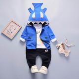 Conjunto Niño Pants Baby Shark Moda Tiburon 3 Años 4 Años