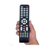 Control Remoto Para Smart Tv Jvc Atvio Spectra Letras Azules