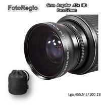 Lente Gran Angular D5200 D5300 D5500 D7000 D7100 D7200