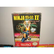 Ninja Gaiden Ii Nes Nintendo