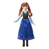Muñeca Clásica Anna Frozen Disney Princesas