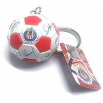 Llavero Oficial Chivas Club Guadalajara