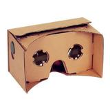 Paquete 10 Google Cardboard Realidad Virtual Lentes Mayoreo