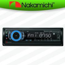 Autoestereo Bluetooth Nakamichi Na87 Usb Sd Aux Contol Remo