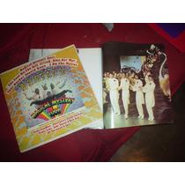 Beatles, Viaje Magico Y Misterioso Con Libro Ed.capitol