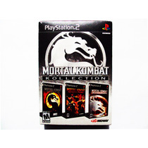Mortal Kombat Kollection Nuevo Ps2 - Playstation 2