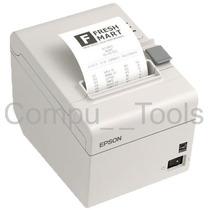 Miniprinter Epson Tm-t20-121 Termica Puerto Usb Blanca