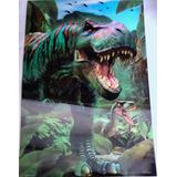 T-rex Dinosaurios Poster 3d (importado)