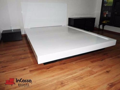 Rec mara minimalista mod viena matrimonial buroes for Cuanto cuesta una cama king size