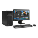 Cpu Hp Core I7 16gb 1tb + 120 Ssd Monitor 24' Wifi