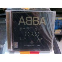 Abba - Oro: Grandes Éxitos Cd Nuevo