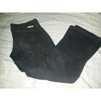 Hermoso Pantalon Negro Lindo Limpia De Closet