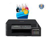 Impresora Multifuncional Tinta Continua Brother Dcpt310