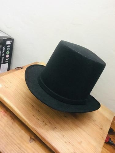 Ver más Ver en MercadoLibre. Sombrero Ala Ancha Tipo Español (zorro) Nuevo.  Distrito Federal.   365. 5 vendidos. Sombrero De Copa Excelente Calidad e7e74237378