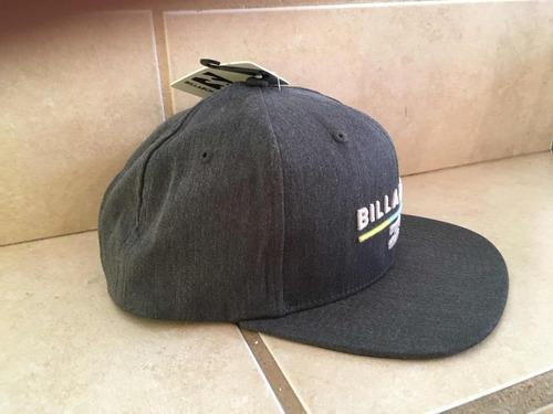 76c103ba19f40 Gorra Billabong 100% Original (gris)