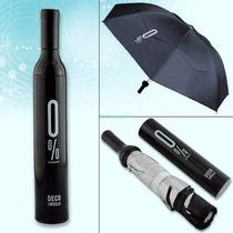 10 Piezas Paraguas Sombrilla Forma De Botella 0%