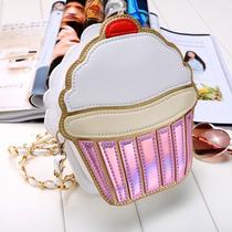 Bolsa Kawaii De Helado O Cupcake.moda Japonesa / Asiática
