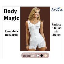 Faja Body Magic Ardyss Remodela Y Reduce 3 Tallas Sin Dieta!