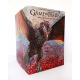 Juego De Tronos Game Of Thrones Temporadas 1 - 6 Boxset Dvd