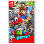 Super Mario Odyssey - Nintendo Switch Fisico Nuevo Envio Gra