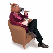 Mascara Cabeza Caballo Horse Tipo Harlem Shake Envío Grátis