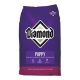 Alimento Diamond Super Premium Puppy Perro Cachorro Todos Los Tamaños 40lb