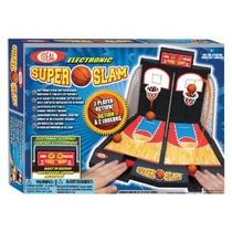 Juego Ideal Electrónico De Super Slam De Baloncesto De Sobre