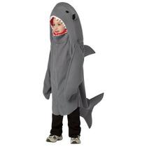 Disfraz De Tiburon Para Bebes Y Niños, Envio Gratis